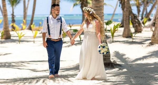 Organizacja ślubu, Dominikana