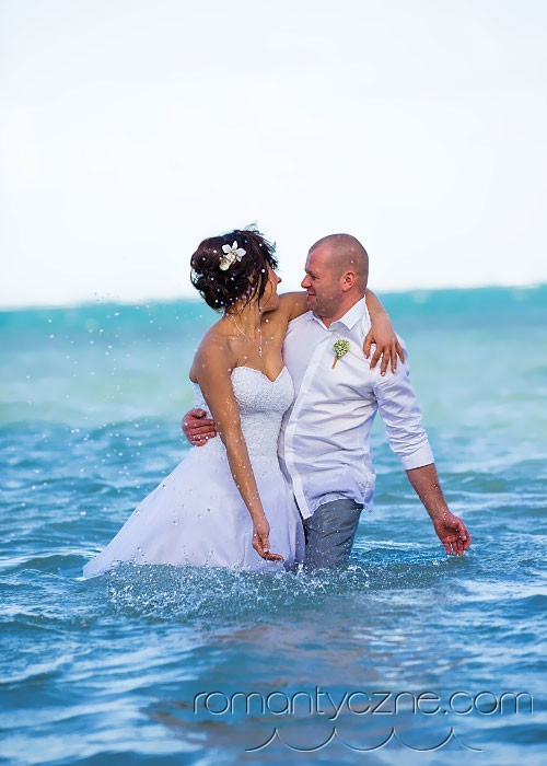 Nieszablonowy ślub Dominikana, Mauritius, Karaiby