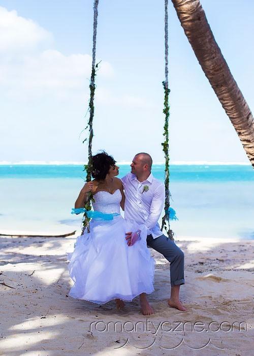 Zaręczyny Dominikana, Mauritius, zagraniczne podróże poślubne