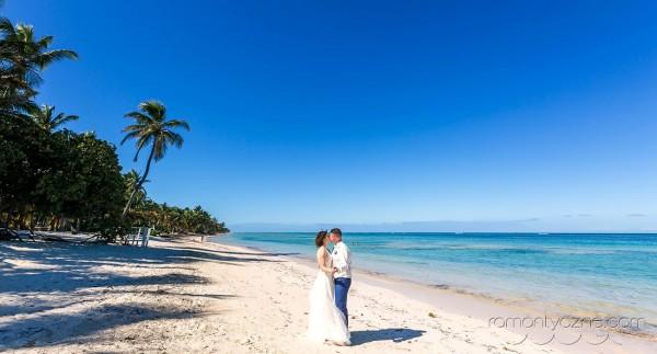 Dominikana - na prywatnej plaży