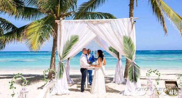 Organizacja ślubów w Dominikanie