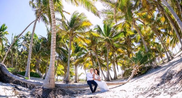 Do dyspozycji prywatna plaża na wyspie