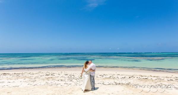 Saona Island, śluby na prywatnej plaży