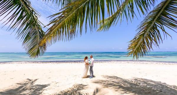 Na prywatnej plaży, Dominikana