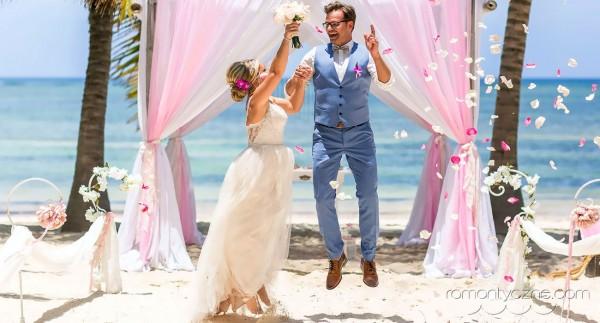 Śluby na plaży, Dominikana