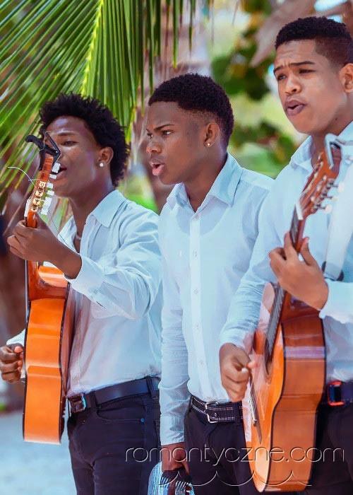 Śluby Saona Island, Dominikana, Karaiby