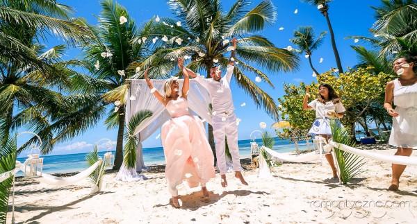 Wyspa Saona, organizacja ślubów na plaży