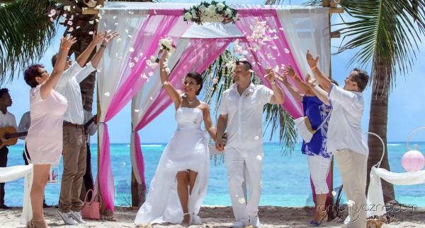 Śluby za granicą Dominikana, Mauritius, zagraniczne podróże poślubne