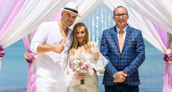 Organizacja ślubów, Dominikana