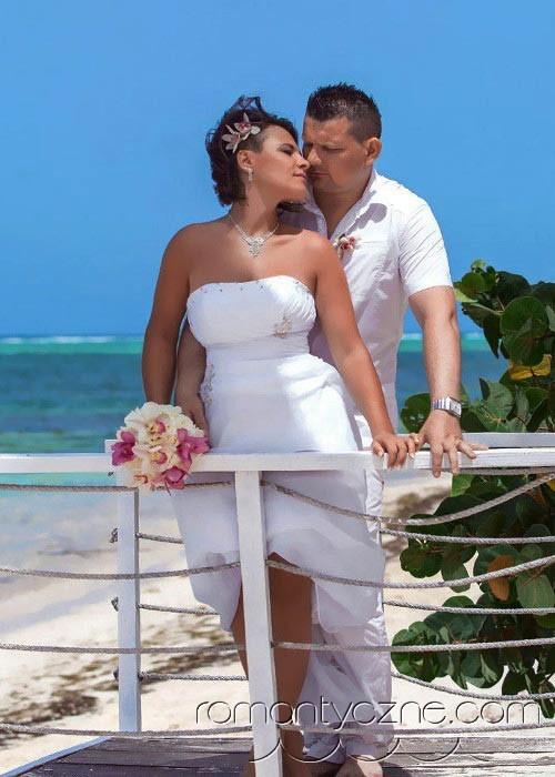 Śluby na tropikalnej plaży, tropikalne śluby