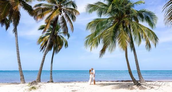 Dominikana, śluby na plaży