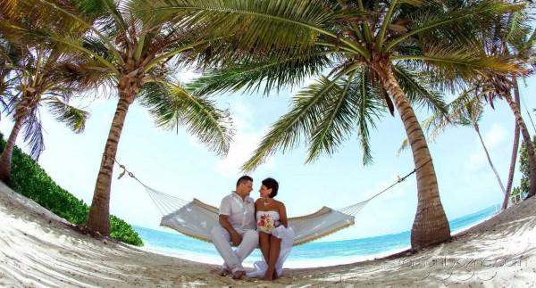 Śluby symboliczne Saona Island, Dominikana, organizacja ślubu