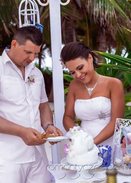 Śluby oficjalne kolacja dla dwojga, organizacja ceremonii