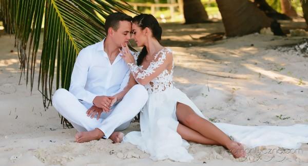 Śluby symboliczne na rajskiej plaży, organizacja ślubu