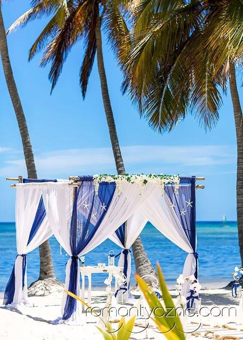 Tropikalne śluby, Dominikana