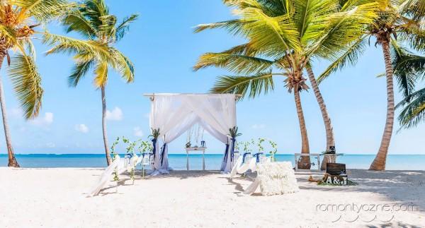 Wyspa Saona, ślub marzeń