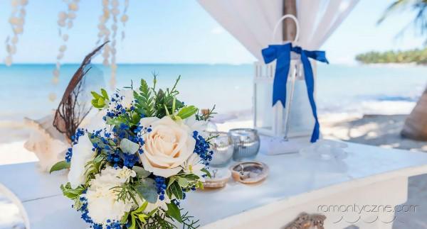 Śluby na prywatnej plaży, Saona Island