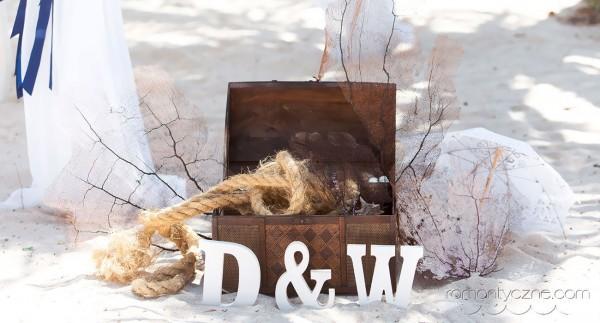 Nieszablonowy ślub na dominikańskiej plaży, organizacja ślubu