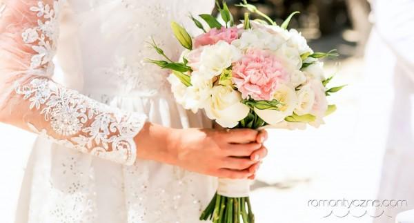Karaibskie bukiety ślubne