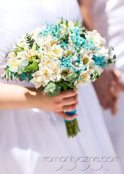 Ślub na Dominikanie, bukiet ślubny