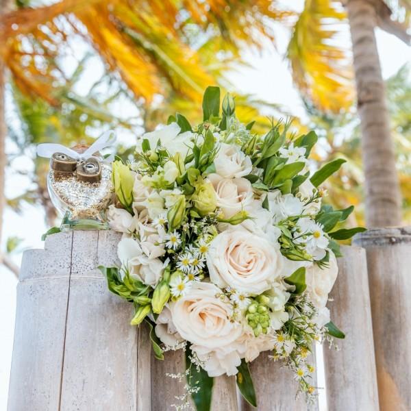 Śluby na dominikańskiej plaży, tropikalne śluby