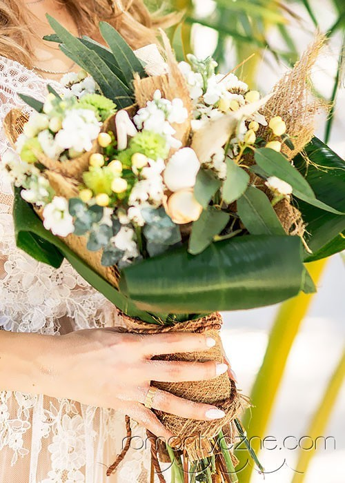 Śluby na tropikalnej plaży, Karaiby