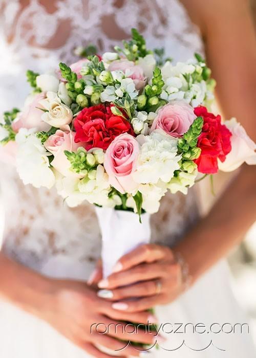 Bukiet ślubny, organizacja ślubu