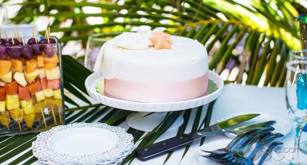 Zaręczyny na prywatnej plaży, organizacja ślubu