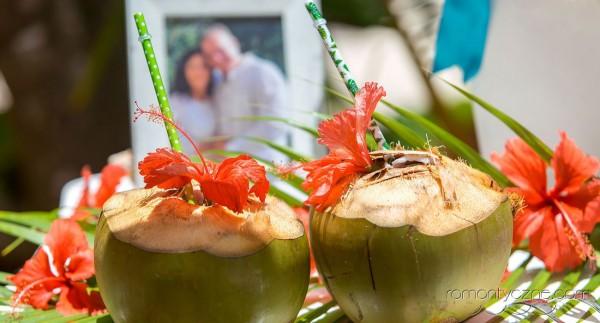 Śluby symboliczne na rajskiej plaży, Karaiby