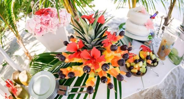Śluby oficjalne na dominikańskiej plaży, zagraniczne podróże poślubne