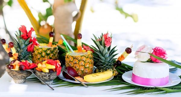 Słodkie inspiracje na plaży, Dominikana