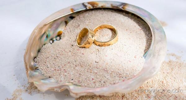 Ślub w Dominikanie, obrączki ślubne
